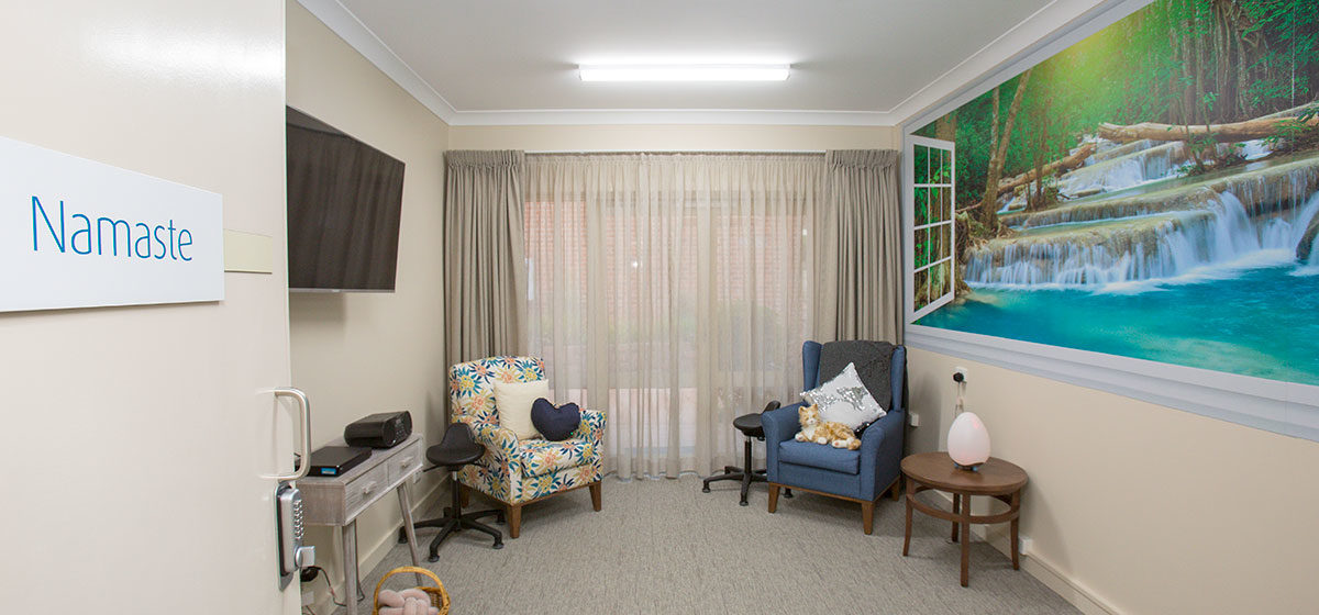 IRT Peakhurst - Aged Care Namaste Program