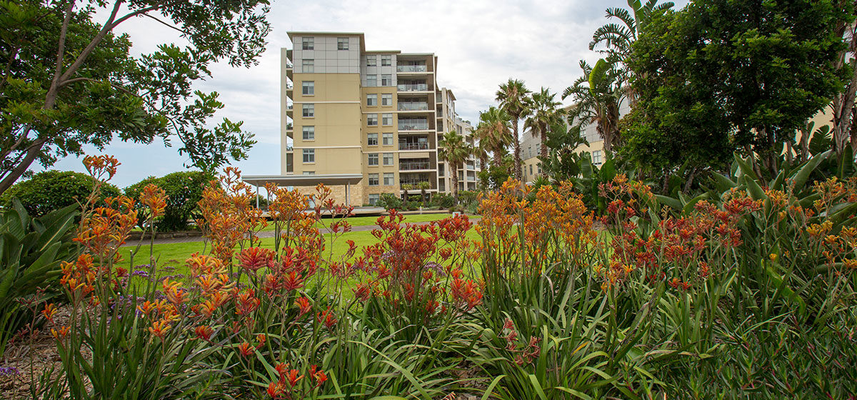 IRT Links Seaside - Retirement Village Gardens