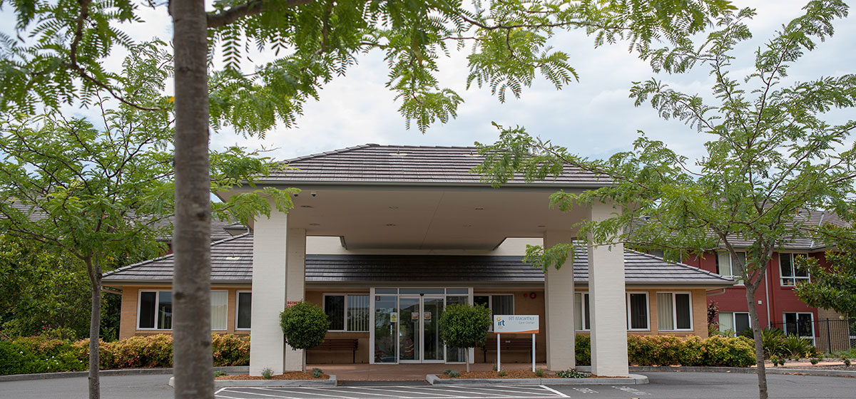 IRT Macarthur - Retirement Village Entry