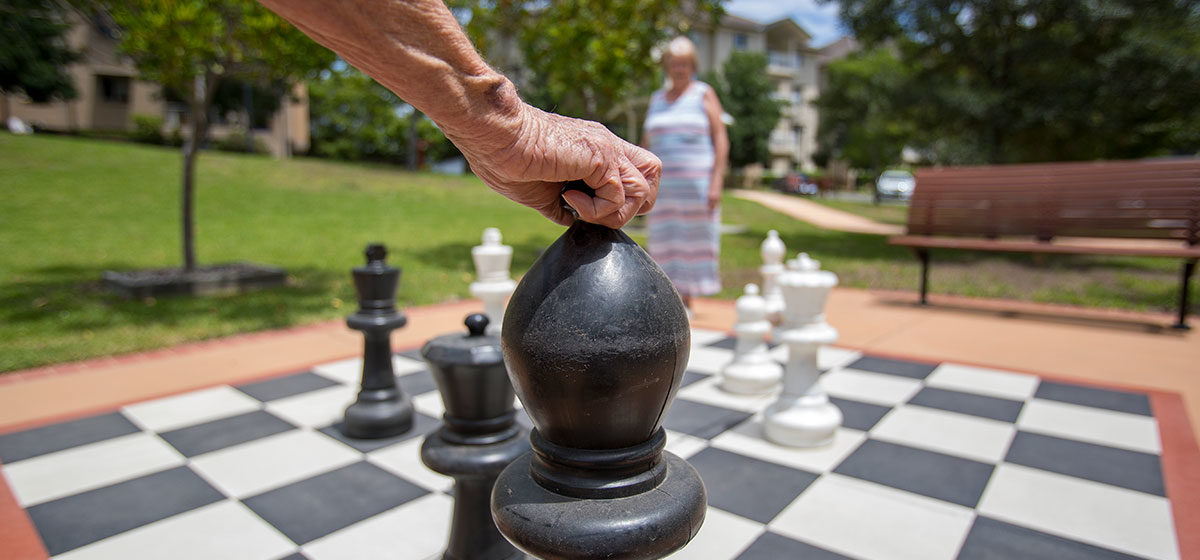 IRT Macarthur - Retirement Village Chess