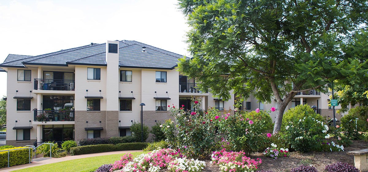 IRT Macarthur - Retirement Village Gardens 2