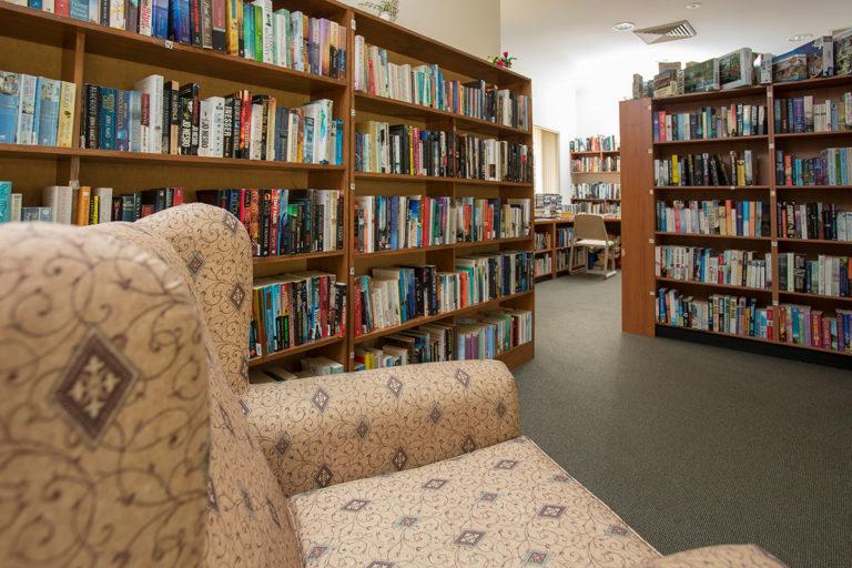 IRT Macarthur - Retirement Village Library