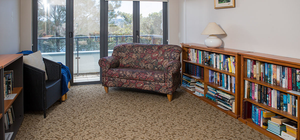 IRT Woolwich - Aged Care Centre Library