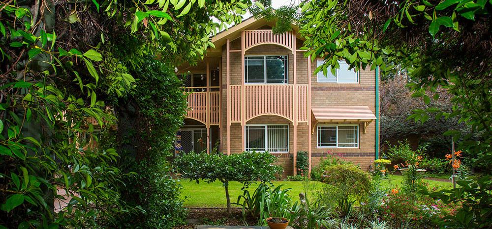 IRT Braeside - Retirement Village Gardens