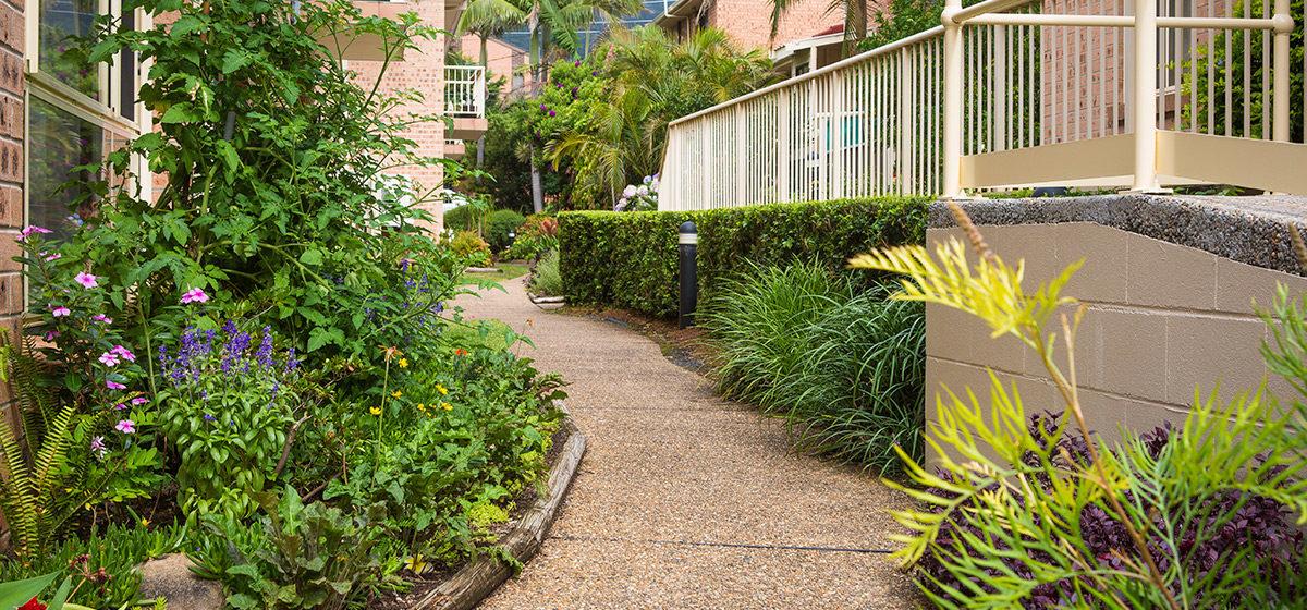 IRT Edwina - Retirement Village Gardens