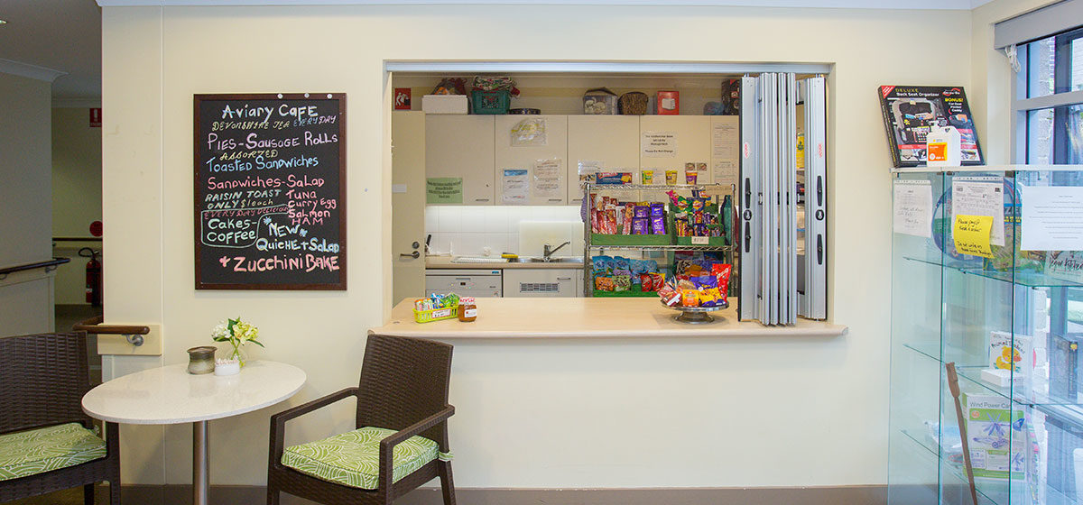 IRT Tarrawanna - Aged Care Cafe