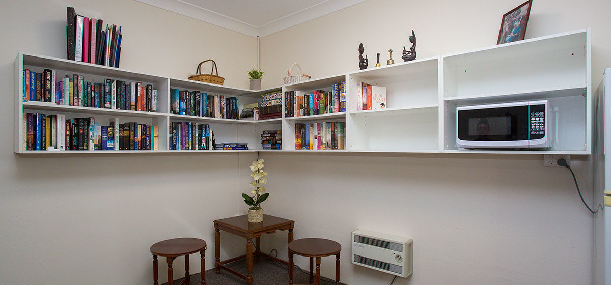 IRT Towradgi Park Lodge - Retirement Village Library
