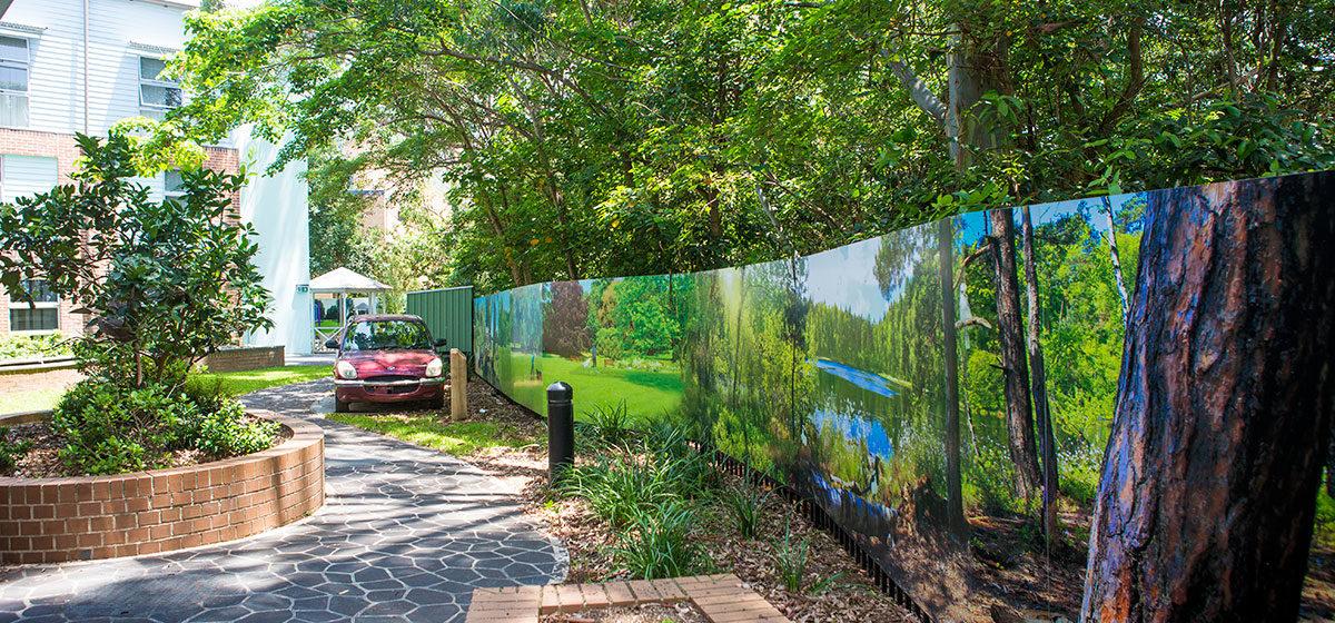 IRT Woonona - Aged Care Dementia Garden