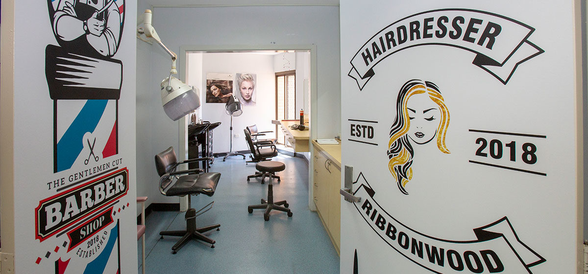 IRT Woonona - Retirement Village Hairdresser