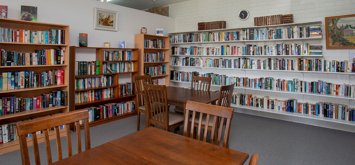 IRT Dalmeny - Aged Care Centre Library