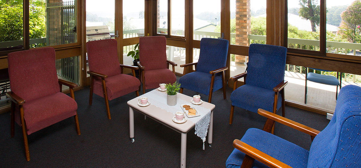 IRT Dalmeny - Retirement Village Lounge