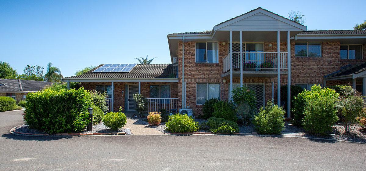 IRT Moruya - Retirement Village Villa