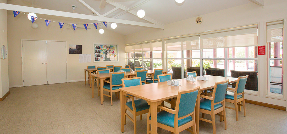 IRT Culburra Beach - Aged Care Dining