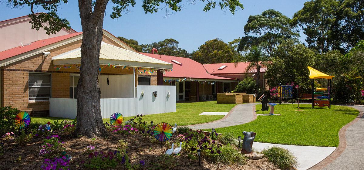 IRT Culburra Beach - Dementia Gardens