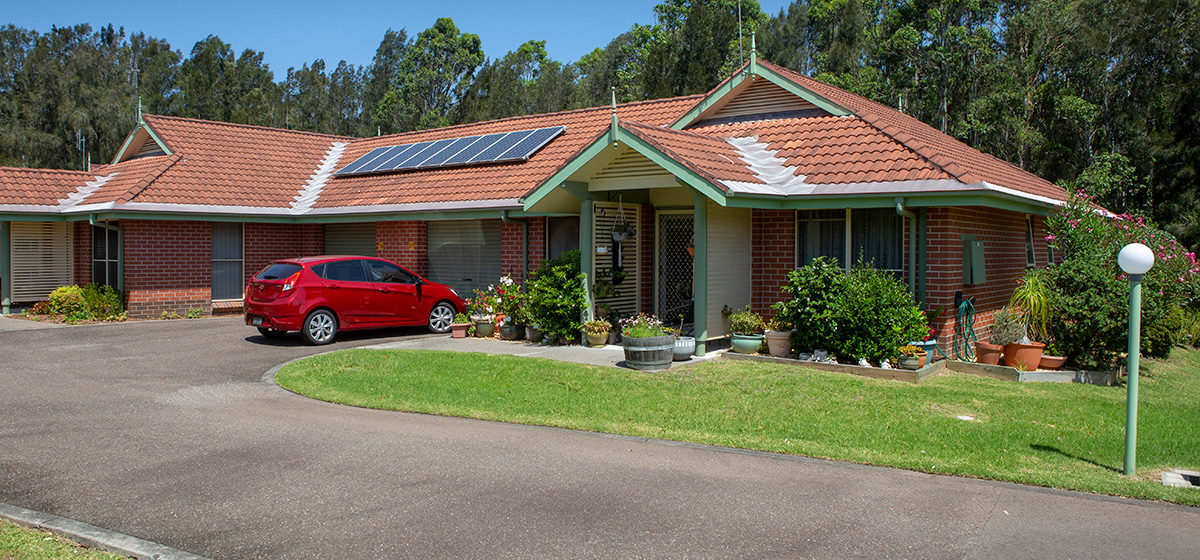 IRT Culburra Beach - Retirement Village Villa 2