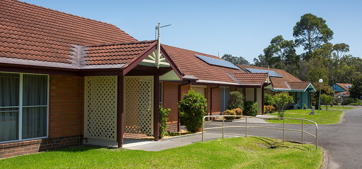 IRT Culburra Beach - Retirement Village Villa 3