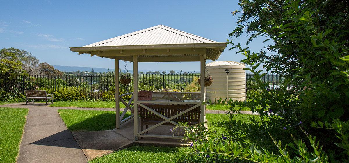 IRT Sarah Claydon - Aged Care Gardens