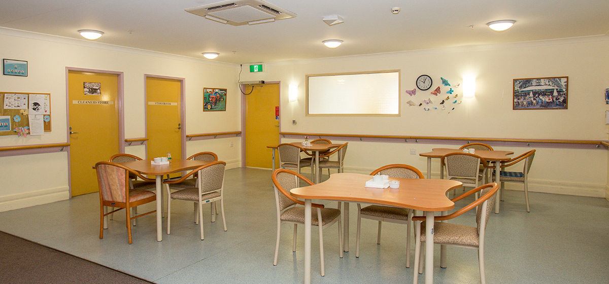 IRT Greenwell Gardens - Aged Care Centre Dining