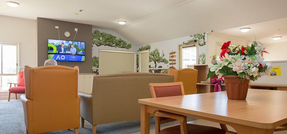 IRT Greenwell Gardens - Aged Care Centre Lounge