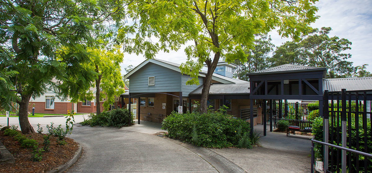IRT St Georges Basin - Retirement Village Dining