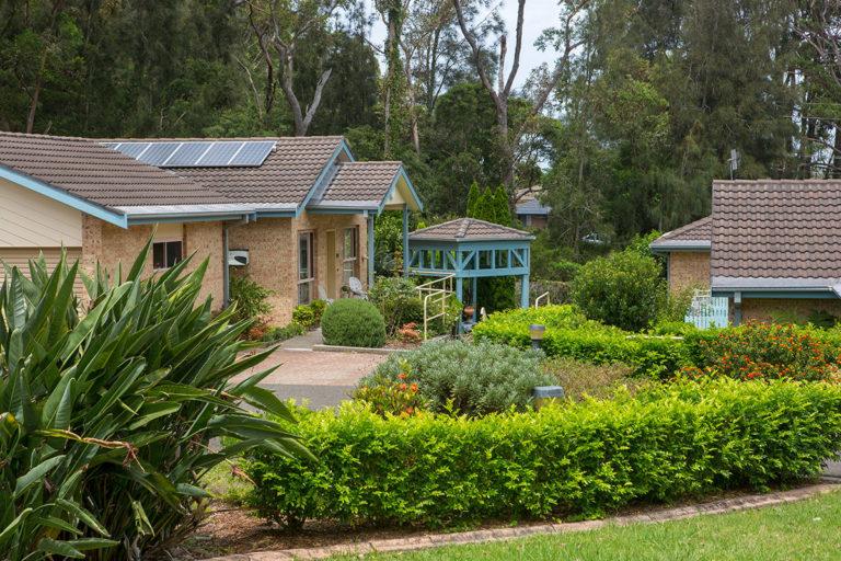 IRT St Georges Basin - Retirement Village Gardens