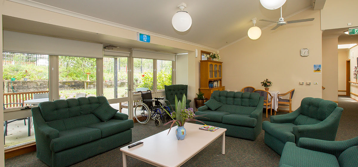 IRT St Georges Basin - Retirement Village Lounge