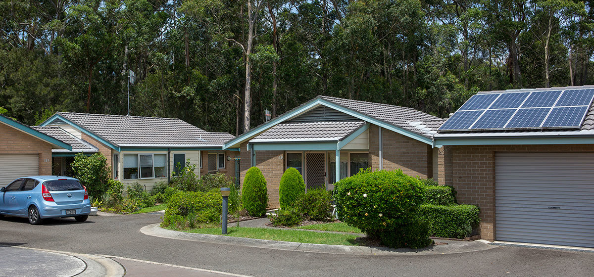 IRT St Georges Basin - Retirement Village Villa
