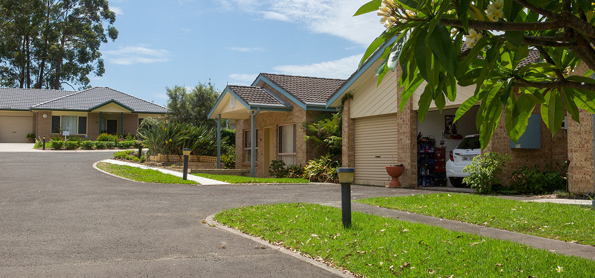 IRT St Georges Basin - Retirement Village Villas 2