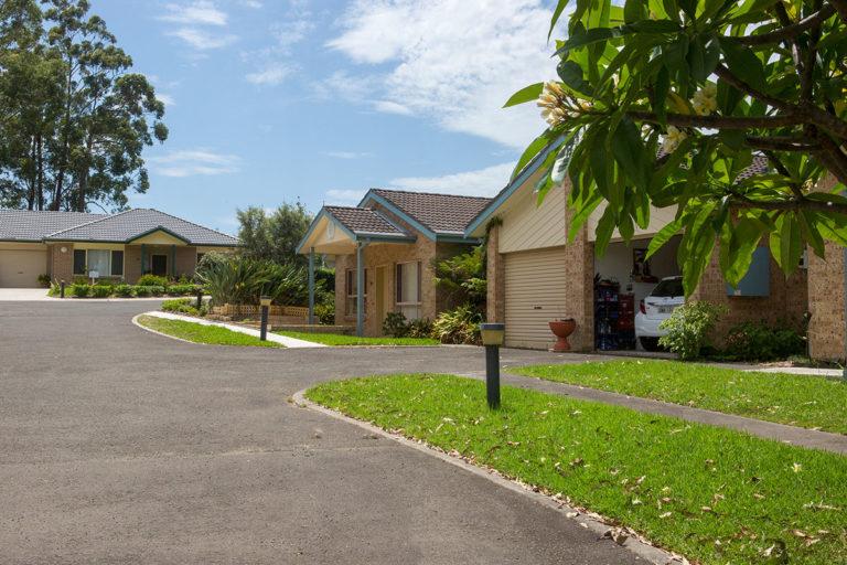 IRT St Georges Basin - Retirement Village Villas 2