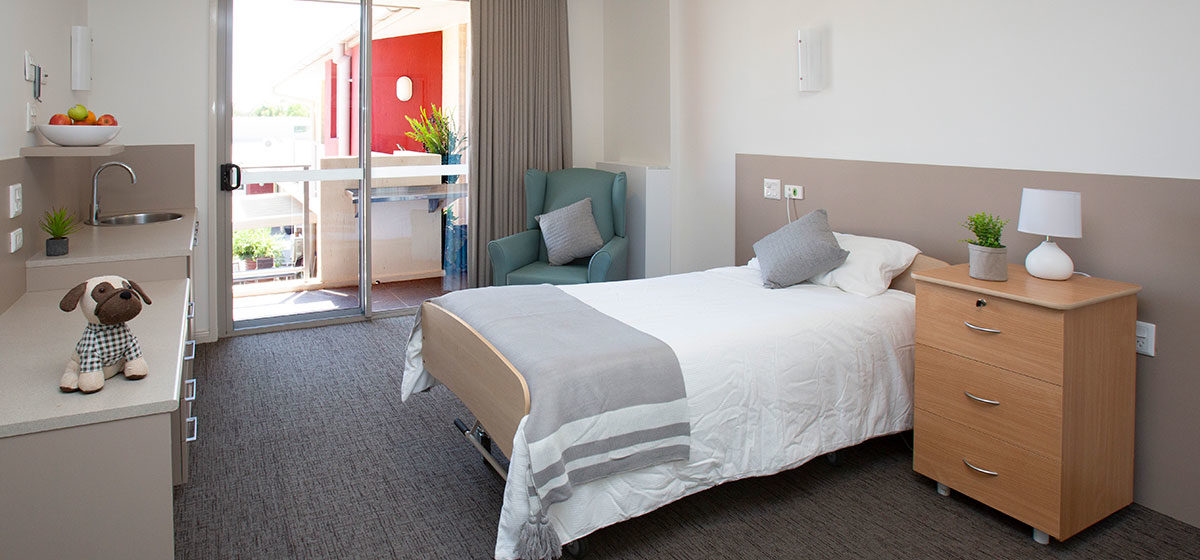 IRT Kangara Waters - Aged Care Centre Suite 3