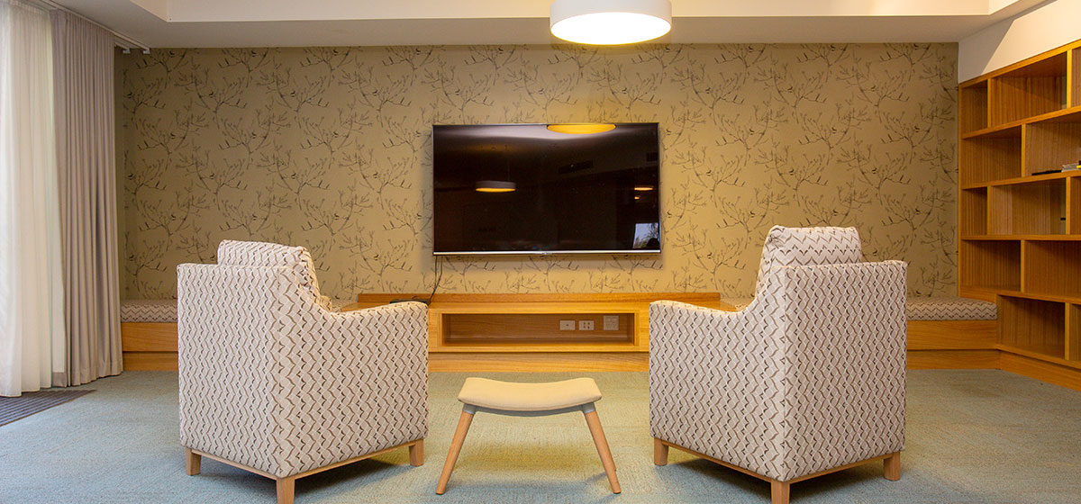 IRT Woodlands - Aged Care Centre Lounge