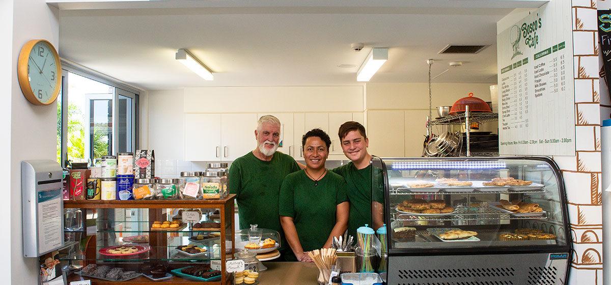 IRT Woodlands Retirement Village - Cafe