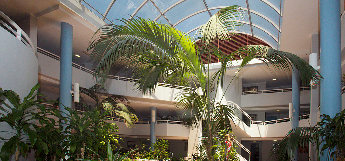 IRT Harbourside - Atrium
