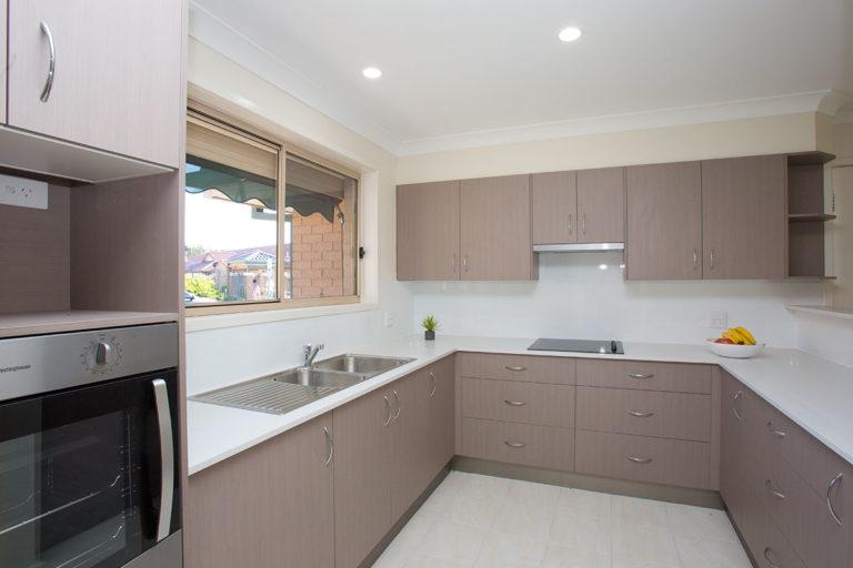 Villa kitchen