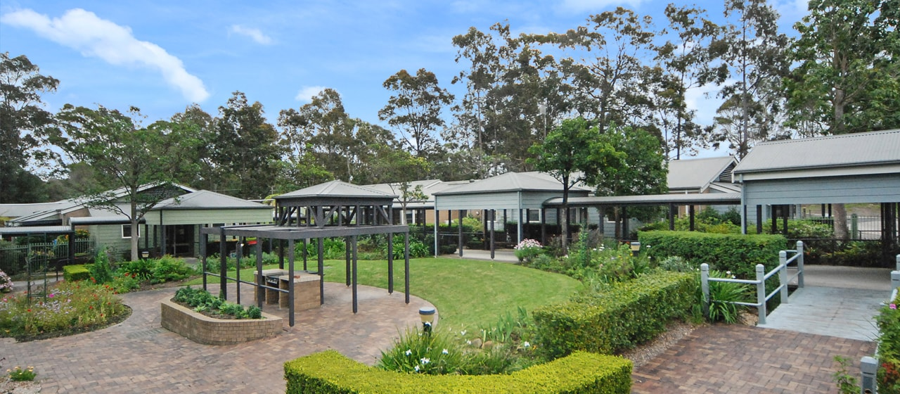 IRT St Georges Basin Aged Care Centre and Retirement Village