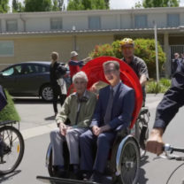 IRTs The Good Life - Cycling without age