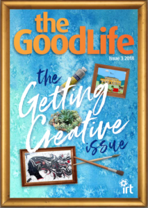 The Good Life Cover - Issue 3, 2018