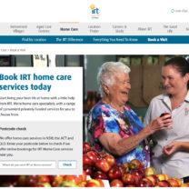 IRT Group launches home care e-Commerce platform