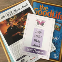 The Good Life wins OPSO awards