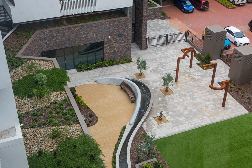 Parkside at IRT Pioneer Place - Courtyard 4
