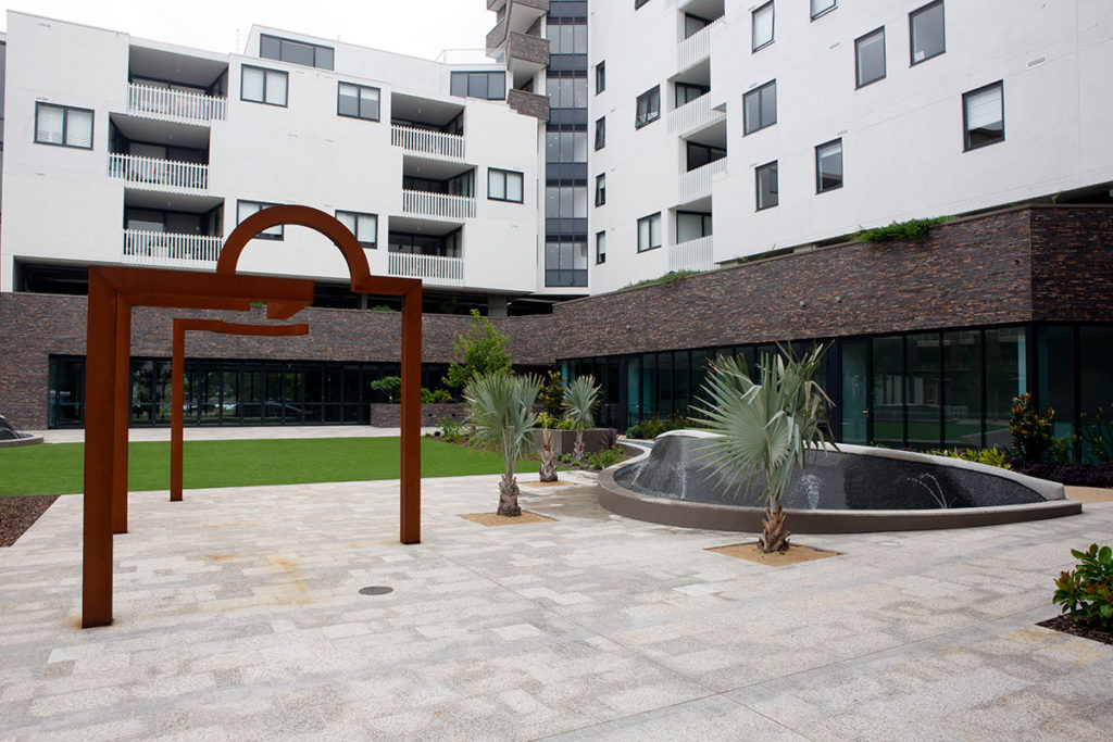 Parkside at IRT Pioneer Place - Courtyard 3