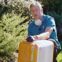 Mulching gardening Tip