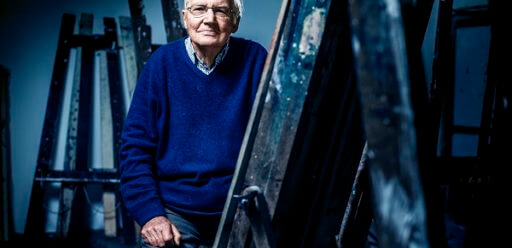 IRT resident Arthur Cowley is the oldest person to begin a degree at the University of Wollongong.