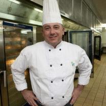 IRT Catering's Ben Mitrevski
