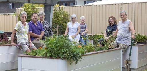 Woodlands garden club