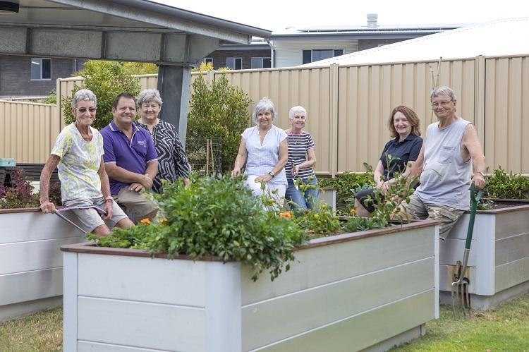 Woodlands garden club
