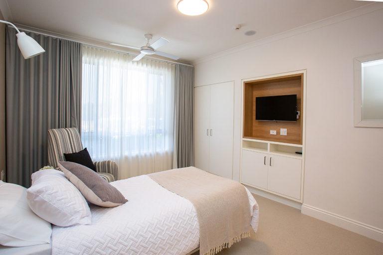 Aged care suite