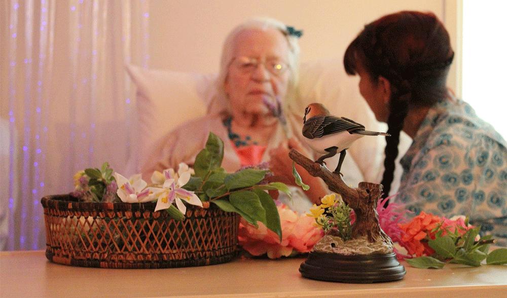 Palliative Care in aged care