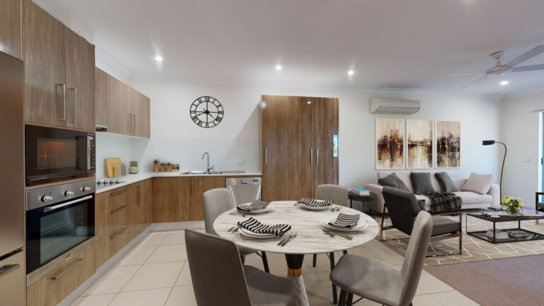 Unit dining room