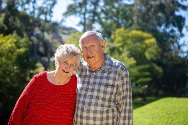 resident couple